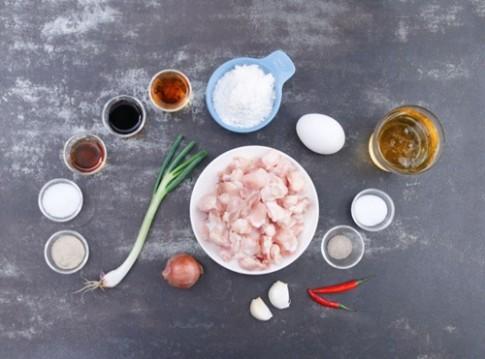 Sụn gà rang muối tiêu thơm ngon, giòn sần sật