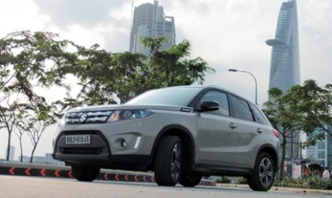 Suzuki Vitara 2015 – SUV đô thị trẻ trung
