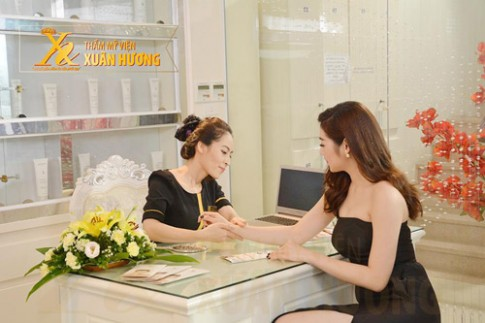 Tân trang dung nhan, nhận ngàn ưu đãi tại TMV Xuân Hương.