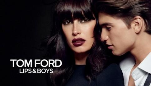 Tom Ford sắp sửa ra mắt bộ sưu tập Lips