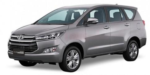 Toyota Innova thế hệ mới xuống phố