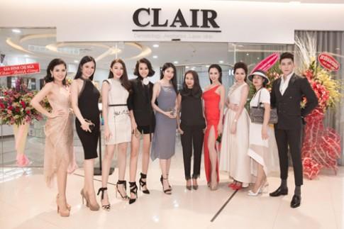 Trung tâm thẩm mỹ Clair khai trương cơ sở mới tại Saigon Centre.