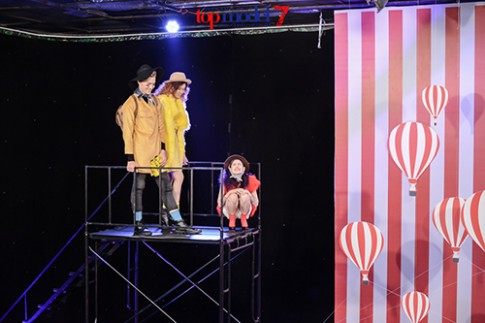 Viet Nam Next Top Model Met nao voi thi sinh thap nhat nhong nheo nhat