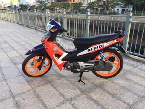 Wave Repsol 2007 do heo Brembo va len do choi kha chuan