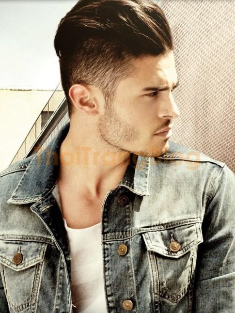 Xu hướng tóc nam kiểu undercut đẹp phù hợp với mọi khuôn mặt bạn trai