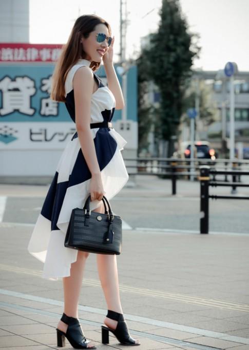 Xuất hiện bản sao xinh đẹp y chang Hoa hậu Thu Thảo