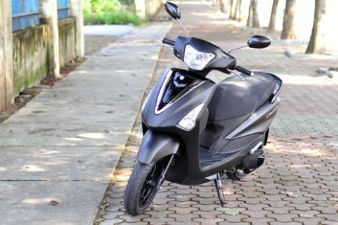 Yamaha Acruzo - xe ga cho phụ nữ Việt
