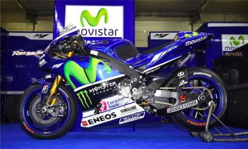 Yamaha đưa M1 đến triển lãm xe máy đầu tiên tại Việt Nam