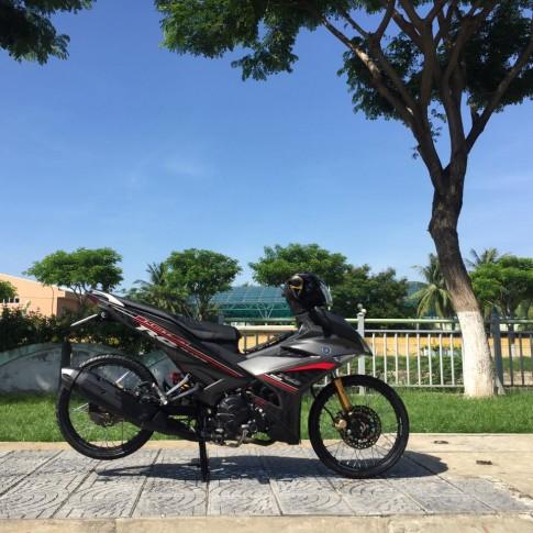 Yamaha Exciter 150 do dan chan mong manh