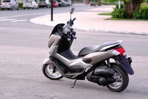 Yamaha NM-X - xe ga thể thao cho phái mạnh tại Việt Nam