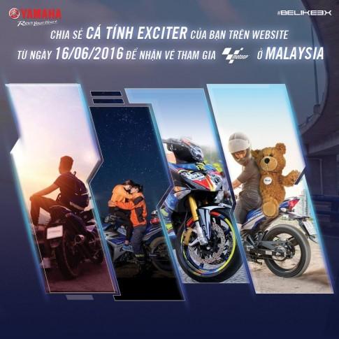 """Yamaha Việt Nam tổ chức cuộc thi """"Be Like Ex"""" dành cho các tín đồ Exciter"""