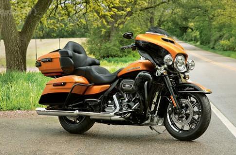 10 mẫu môtô đắt tiền nhất