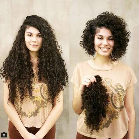 14 bức ảnh chứng minh: Sức mạnh của tóc trong việc quyết định diện mạo phái đẹp