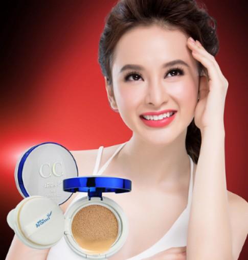 3 bước trang điểm ngọt ngào như 'tiểu thư' Angela Phương Trinh