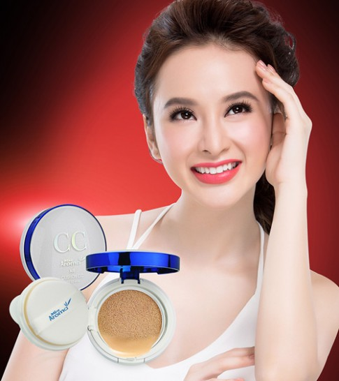 3 bước trang điểm phong cách tiểu thư của Angela Phương Trinh.