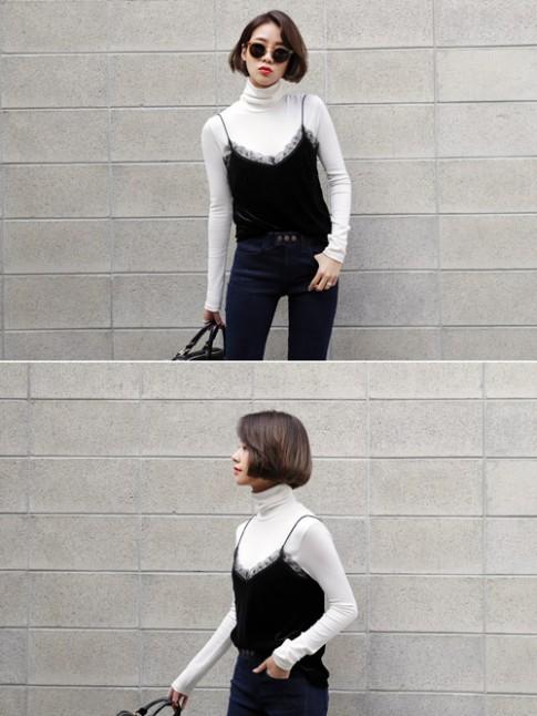 4 cách mix thú vị giúp áo len thật quyến rũ trong ngày chớm đông