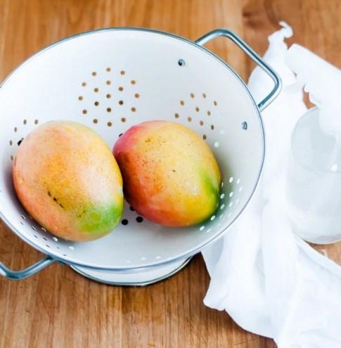 4 cách rửa rau quả sạch vi khuẩn, thuốc trừ sâu