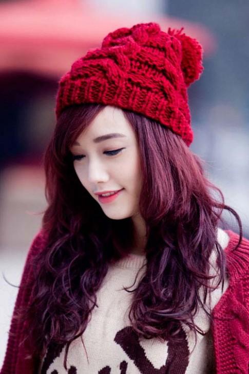 4 màu tóc hot nhất mùa đông cứ nhuộm là sáng da cho mọi cô nàng