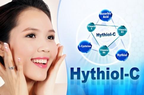 5 lý do bạn nên sử dụng hợp chất Hythiol-C trong trị nám.