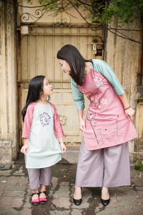 6 gợi ý cực hay nếu muốn cứ ra phố là mẹ con bạn được khen trầm trồ