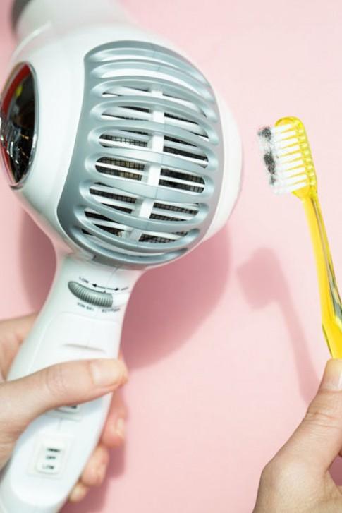 7 vật dụng trong nhà phải cọ bằng bàn chải đánh răng