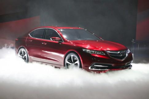 Acura tách khỏi hãng mẹ Honda