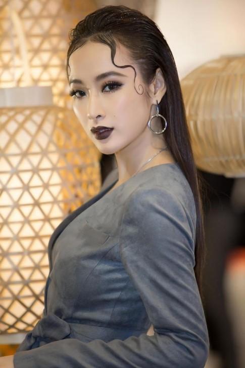 Angela Phương Trinh, Mai Ngô, Lan Khuê ai đẹp hơn với son màu đen