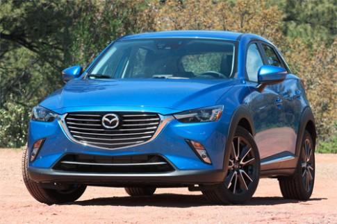 Anh chi tiet Mazda CX-3 2016