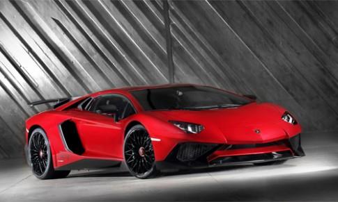 Ảnh Lamborghini Aventador LP750-4 Superveloce