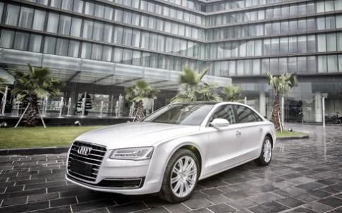 Audi A8L 2014 – có gì để cạnh tranh ở Việt Nam?
