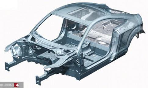 Audi TT nhận giải công nghệ chế tạo thân xe