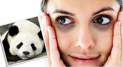 Bí quyết giảm quầng thâm, bọng mắt chỉ trong 5 phút cho người thức khuya