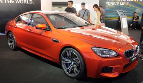 BMW M6 Gran Coupe giá 6,7 tỷ tại Việt Nam