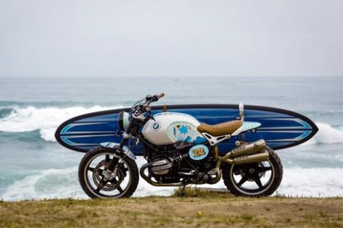 BMW Path 22 concept - môtô phong cách scrambler
