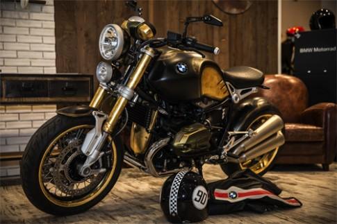 BMW R nineT dát vàng