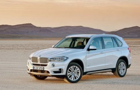 BMW trình làng X5 thế hệ mới