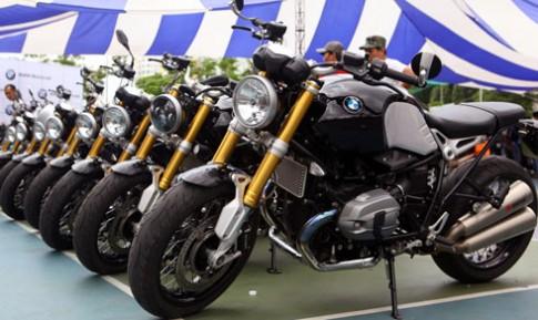 Bộ sưu tập BMW R-NineT ở Sài Gòn