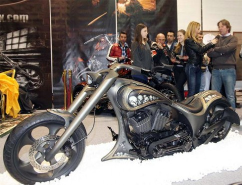 Bộ sưu tập môtô độ Verona