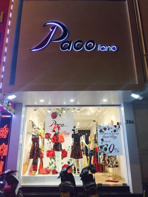 'Bữa tiệc' thời trang và âm nhạc đầy sắc màu của Pacolano.