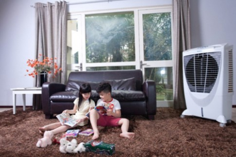 Cách làm mát nhanh, tiết kiệm điện cho ngôi nhà