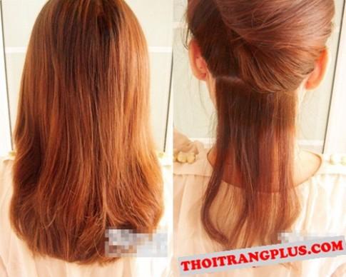 Cách tạo kiểu tóc búi bện đẹp cho bạn gái xinh xắn ngày hè 2017