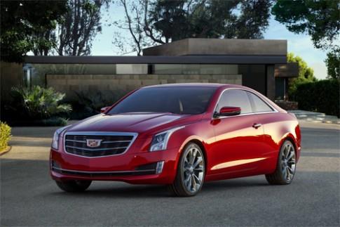 Cadillac ATS Coupe 2015 giá 39.000 USD