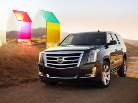 Cadillac Escalade 2015 - thành công từ khác biệt?
