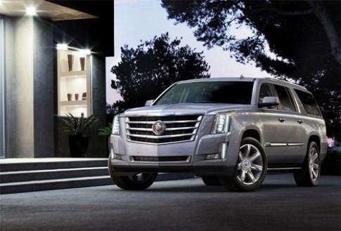 Cadillac ra mắt Escalade thế hệ mới