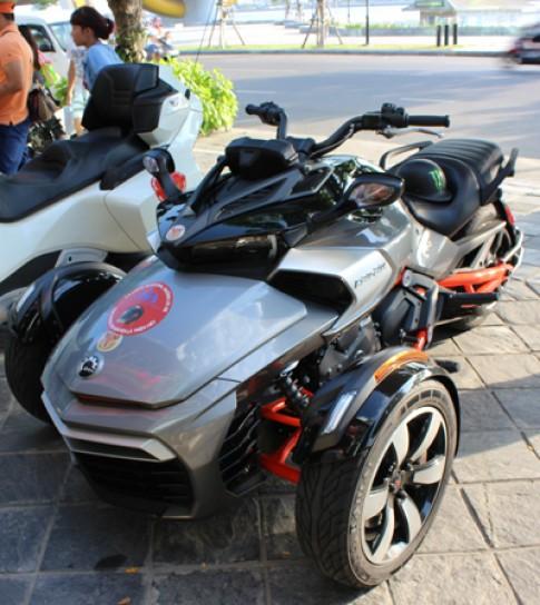 Can-Am Spyder F3S o Da Nang