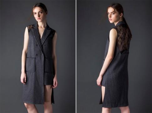 Cập nhật xu hướng thời trang mùa mới qua lookbook Kelly Bui.
