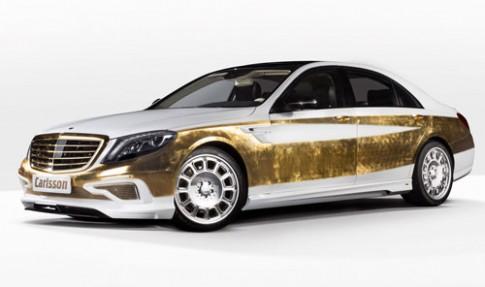 Carlsson CS50 Versailles dát vàng