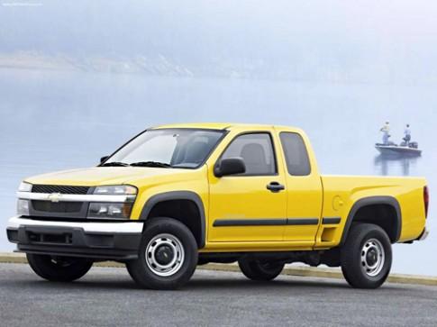 Chevrolet Colorado - con bài mới của GM