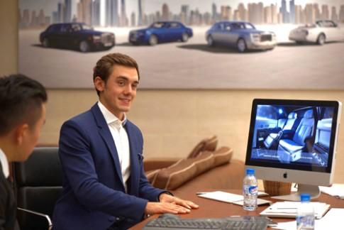 Chương trình bespoke cho giới siêu giàu của Rolls-Royce