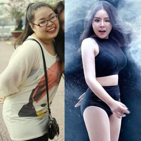 Cô ca sĩ 9X giảm 15kg trong 2 tháng gây bất ngờ.